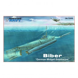 "1:72 Biber ""German Midget..."