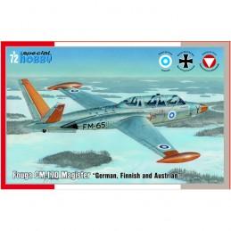 1:72 Fouga CM.170 Magister...