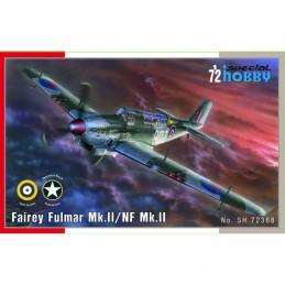 1:72 Fairey Fulmar Mk.II/NF...