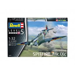 1:32 SPITFIRE MK.IXC