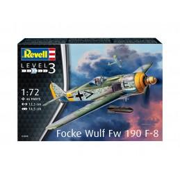 PLANES FOCKE WULF FW190 F-8