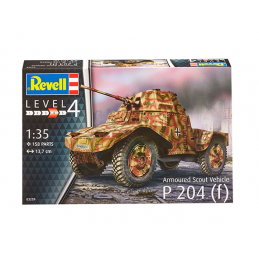 1:35 ARMOURED SCOUT VEHICLE