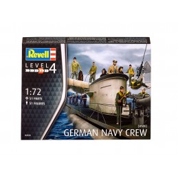1:72 GERMAN NAVY WWII