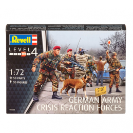 1:72 GERMAN ARMY CRISIS