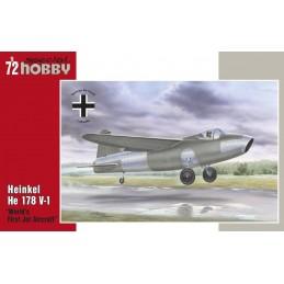 1:72 Heinkel He 178 V-1...