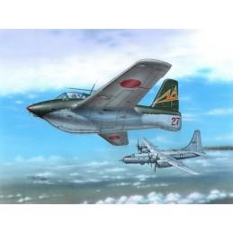 1:72 Messerschmitt Me 163C...
