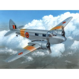 1:48 Airspeed Oxford...