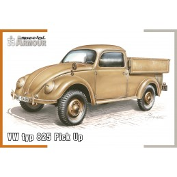 "1:35 VW type 825 ""Pick Up"""