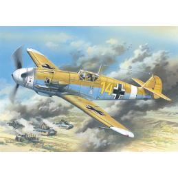 1:48 Messerschmitt Bf...