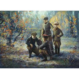 1:35 WWII Soviet Partisans...