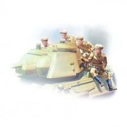 1:35 Soviet Tank Riders...