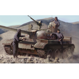 1:35 Soviet Tank Crew...