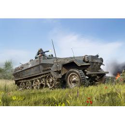1:35 Sd.Kfz.251/1 Ausf.A,...