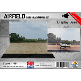 1:48 Airfield Base &...