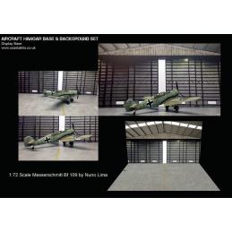 1:72 Hangar Base & Background