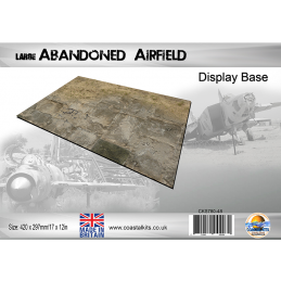 Large Abandoned Airfield