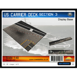 1:48 US Carrier Deck Section 3