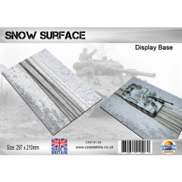 Snow Display Base (1:48/1:35)