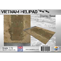 1:72 Vietnam Helipad