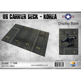 1:144  US Carrier Deck - Korea