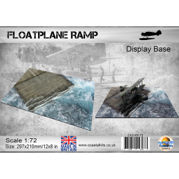 1:72 Floatplane Ramp