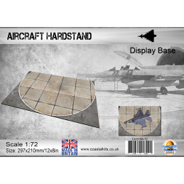 1:72 Aircraft Hardstand