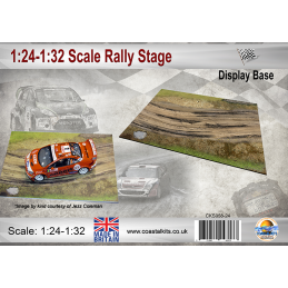 1:24 Rally Stage
