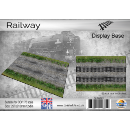 Railway Display Base