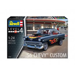 1:24 1956 Chevy Customs