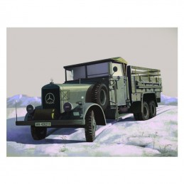 Typ LG3000, WWII German...