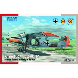 "1:72 Dornier Do 27 ""German,..."