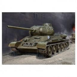 1:35 T-34-85, WWII Soviet...