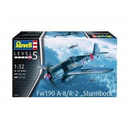"1:32 Fw190 A-8 ""Sturmbock"""