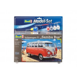 1:24 Model Set VW T1 Samba Bus