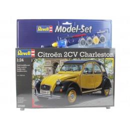 1:24 Model Set Citroen 2CV...