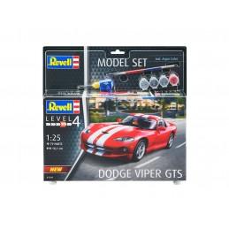 1:25 Model Set Dodge Viper GTS