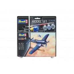 1:72 Model Set F4U-1B...