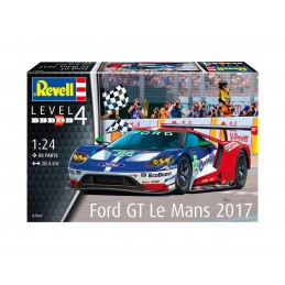 1:24 FORD GT LE MANS 2017