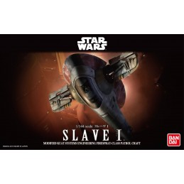 1:144 Slave I *Star Wars*,...