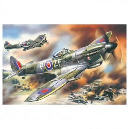Spitfire Mk.XVI, WWII...