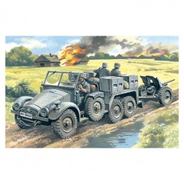 Krupp L2H143 Kfz.69 with...