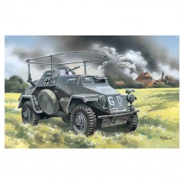 1:72 Sd.Kfz.223, German...