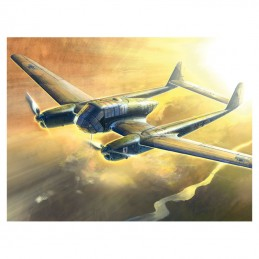 1:72 FW 189A-1, WWII German...