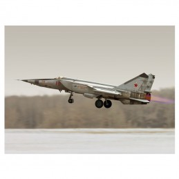 MiG-25 RBT, Soviet...