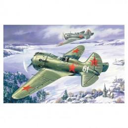 I-16 type 24, WWII Soviet...