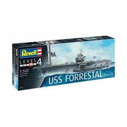 1:542 USS FORRESTAL PORTA...