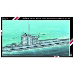 U-boot VIID 1/72
