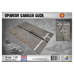 1:48 Spanish Carrier Deck