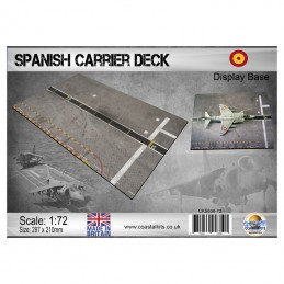 1:72 Spanish Carrier Deck