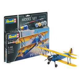 1:48 Model Set Stearman...